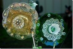 more glass flowers