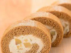 【Tomiz小食堂】黑糖栗子米粉蛋糕卷
