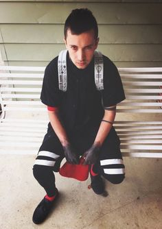my name is blurryface ✧ tyler joseph of twenty one pilots