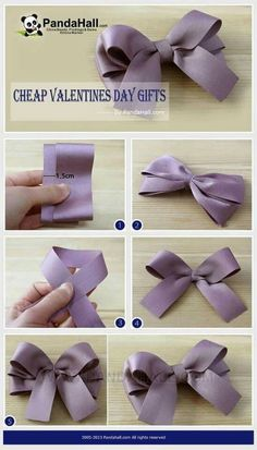 a pair of scissors and three strands of wide Stain Ribbon, you can handle this how to make hair bows plan rapidly.How to make Hair Bows - Free Hair Bow Tutorials Made the elephant for a friend and she loved it!DIY bow with simple instructions. Making Hair Bows, Diy Hair Bows, Diy Bow, Diy Ribbon, Ribbon Crafts, Ribbon Bows, Ribbons, Bow Making, Ribbon Flower
