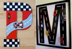 Que tal fazer um quarto com decoração de carros para seu filho? Inspire-se nessas lindas ideais e coloque a mão na massa!