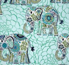 Elephant March~ why do I still gravitate to elephants?