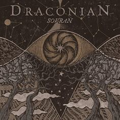 Death / doom metal from Sweden. Draconian - Sovran (2015) review @ Murska-arviot
