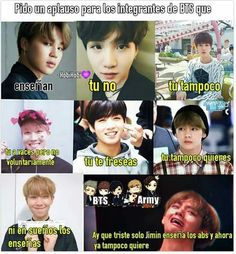 Read 21 from the story MEMES BTS by carrascomariafe with reads. Namjin, Foto Bts, Bts Photo, Jungkook Abs, S Videos, Bts Meme Faces, Drama Memes, Bts Chibi, Bts Fans