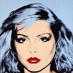 Warhol, Debbie Harry