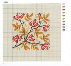 Gallery.ru / Фото #26 - Ingrid Plum-Bloomster blade og baer in Korssting - logopedd