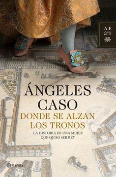 También tenemos ya la última novela de Ángeles Caso ambientada en la Guerra de Sucesión española.