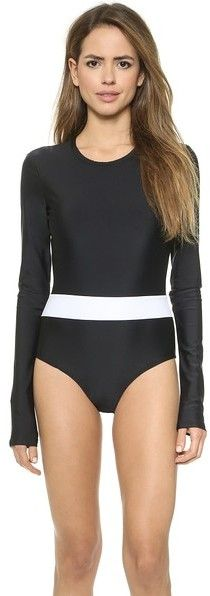 23859bba08ef8 Cover Long Sleeve Swimsuit on shopstyle.com- could be maternity