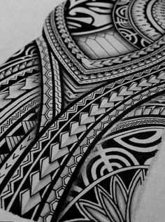 samoan tattoo line meanings  of polynesian tattoo