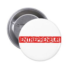 Entrepreneur Stamp Button