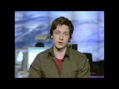 James McAvoy talks about his trip to Uganda in March 2007 for British Red Cross.