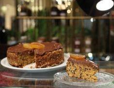 cake with taxini orange and chocolate by stelios parliaros nistisimo Cupcake Cakes, Cupcakes, Tahini, Muffins, Greek Beauty, Sweets, Sugar, Fresh, Chocolate