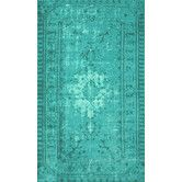 Found it at AllModern - Hawkesbury Turquoise Southwestern Area Rug