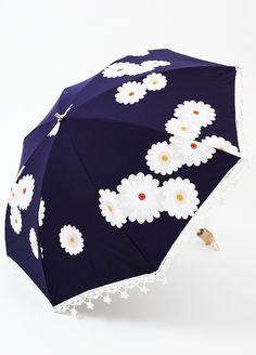 Parasol  乙女菊 傘