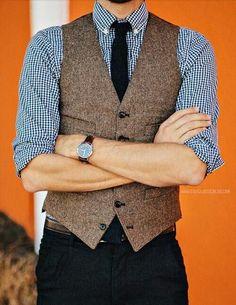 2016 New Itilor High Quality Tweed Brown Groom'S Vests /Wedding Vests For Men/SuitsVest+Tie Formal Attire For Boys Formal Dresses Mens From Brucesuit, $58.88| Dhgate.Com