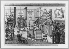 Santa Clara College Press [ca. 1880]