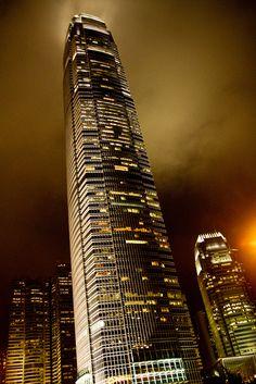 Hong Kong - Golden IFC