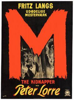 M ,Fritz Lang