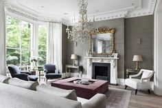 TOP 100 Leading Interior Designers by House & Garden (part 1)
