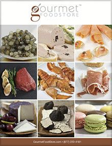 Special Offer from Gourmet Foods: Get 20% off your purchase when you sign up for a Free catalog
