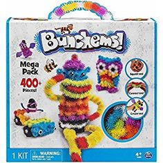 "Googlez Bunchems 6026103 ""Mega Pack"" Craft: Amazon.co.uk: Toys & Games"