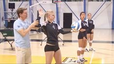 Serving - Learn to Play Volleyball Skill by Brian Gimmillaro Volleyball Skills, Volleyball Practice, Coaching Volleyball, Softball, Lose 10 Pounds In A Week, Losing 10 Pounds, Basketball Uniforms, Basketball Court, Sports