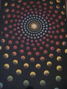 Sealed Flaw Vintage Black light Poster Psychedelic Western Graphics Alpha Omega | eBay