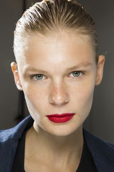 Jason Wu Spring 2016 Ready-to-Wear Beauty Photos - Vogue