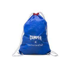 "La marque Camper s'associe à Coco Capitan pour sa collection ""Lost Sailor"" Gucci, Margiela, Drawstring Backpack, Sailor, Backpacks, Bags, Brand Name Shoes, Shoe Pattern, Handbags"