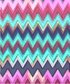 printers that work with iphone girly chevron pattern pink teal nebula galaxy 17930
