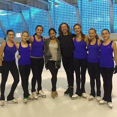 安藤美姫とイタリア滞在 スケートレッスン交流のまとめ|氷上の華たち その軌跡