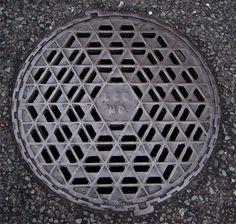 The Manhole Covers of Spitalfields | Spitalfields Life