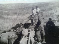 Finnish waffen-SS volunteers from 5th SS panzer division Wiking
