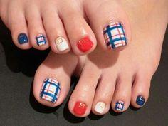 30 toe nails ideas for summer 2019 023 Pedicure Designs, Pedicure Nail Art, Toe Nail Art, Diy Nails, White Nail Designs, Toe Nail Designs, Pretty Toes, Pretty Nails, White Toenails