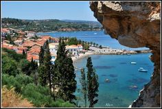 Koroni Messiniias, Greece www. Places In Greece, Greek Beauty, Family Destinations, Best Western, Greece Travel, Greek Islands, Planet Earth, Athens, Tourism