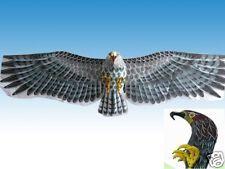 "3D 59"" Huge Japanese Eagle Kite Toy & Hobby /Bird Scaring /Art Decor/ Gift Ideas"