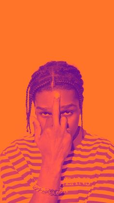 The orange Flacko - Pretty people Lord Pretty Flacko, A$ap Rocky, Rap Wallpaper, Tyler The Creator, Bel Air, Picture Wall, Photo Wall, Wall Collage, Aesthetic Pictures