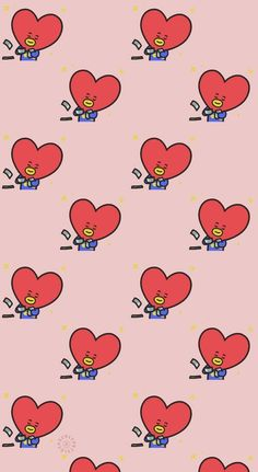Best Ideas For Bts Wallpaper Iphone Homescreen Bts Backgrounds, Cute Wallpaper Backgrounds, Love Wallpaper, Aesthetic Iphone Wallpaper, Screen Wallpaper, Cute Wallpapers, Army Wallpaper, Bts Drawings, Line Friends