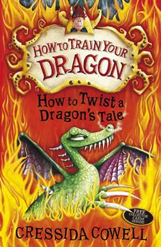 Cressida Cowell | How To Twist a Dragons Tale | Fifth