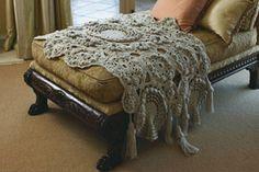 Temair Throw (Crochet)