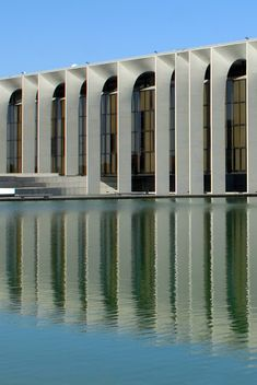 Palazzo Mondadori head office, Milan, Italy by Oscar Niemeyer :: 1968-1975