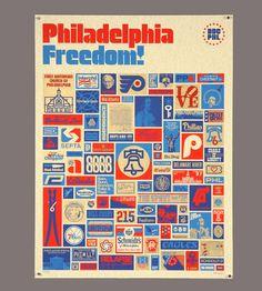 philadelphia art posters - Google Search