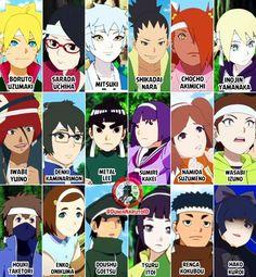 Naruto Uzumaki Shippuden, Naruto Kakashi, Sasuke Sakura, Anime Naruto, Boruto And Sarada, Naruto Teams, Naruto Cute, Naruto Funny, Shikadai