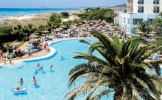 Sol Milanos and Pinguinos Hotel in Son Bou Menorca, Balearic Islands, Luxury Holidays, My Dream, Beach, Places, Outdoor Decor, Beautiful, The Beach