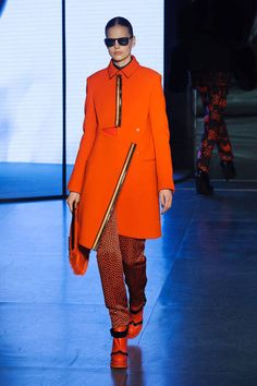 Kenzo Fall 2014 Ready-to-Wear Runway - Kenzo Ready-to-Wear Collection