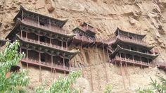 Ancient Hanging Temple in China