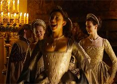 """(Open) Kenna laughs as she steps into the center of the room. """"I'll have you know that I'm an excellent dancer."""" She says, as the music starts and she begins to dance with her ladies. """"Don't just stand there! Come join me! The White Princess, Princess Mary, Medieval, Henri Viii, The Tudors Tv Show, Los Tudor, Katherine Howard, Anne Boleyn Tudors, The Other Boleyn Girl"""
