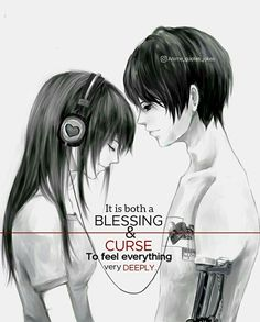 Animequotes Anime quotes Fan art Blessings Sad quotes