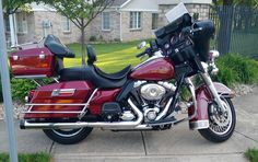 2010 #HarleyDavidson #Electric #Glide Classic #Motorcycles - #Indianapolis IN at Geebo