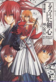 Shinta, Hitokiri Battousai, Kenshin Himura